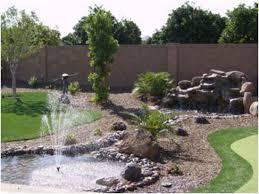 backyard planting designs desert landscaping garage desert landscaping el paso tx