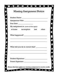 Assignment Form