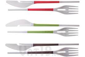 kitchen forks and knives fork and knife chopsticks portable utensils that transform into