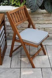 Dining Chairs With Cushions 7pc Eucalyptus U0026 Granite Inlay Oval Fold U0026 Store Dining Set Grey