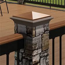 deck post covers u0026 sleeves deckorators timbertech solutions