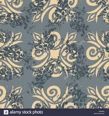 vintage seamless pattern royal ornament retro background