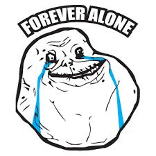 Forever Alone Meme Origin - forever alone meme info