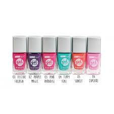 gel mania nail color brights