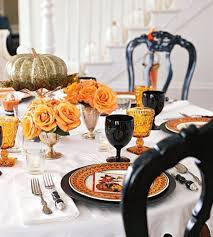Dinner Table Decor 20 Halloween Inspired Table Settings To Wow Your Dinner Party Guests
