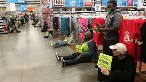 black friday protests push back against walmart capital