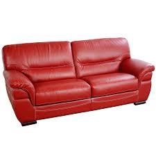 canapé 2 places en cuir canapé 2 places cuir meuble de salon fabrication italie