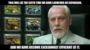 Wow Meme - wow devs on legion launch rebrn com