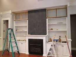 floor to ceiling brick fireplace makeover uvideas com loversiq