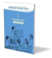 unidades y sesiones de aprendizaje comunicacion minedu rutas rutas del aprendizaje versión 2015