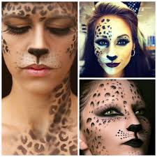 lynx halloween makeup images