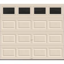 Clopay Overhead Doors Clopay Classic Collection 8 Ft X 7 Ft 12 9 R Value Intellicore
