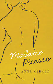 What Colors Make Yellow Cover Spotlight Madame Picasso By Anne Girard Harlequin Blog