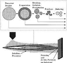 schematic diagram summarizing our understanding of the spps
