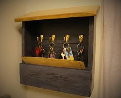 Mail And Key Holder Diy Pallet Wood Key Holder Youtube