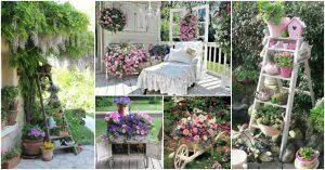 Shabby Garden Decor Posts With Shabby Chic Garden Decor Tag Top Dreamer