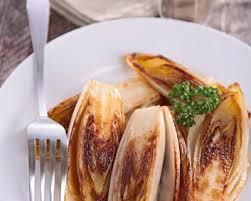 cuisiner endives cuites recette endives braisées express