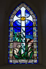 stained glass window corners church pinterest stained glass