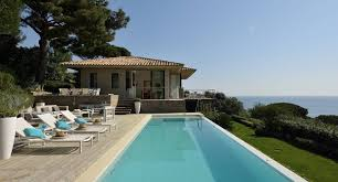 Oceanview House Plans by Provençal Style Villa In Saint Tropez With Stunning Ocean View