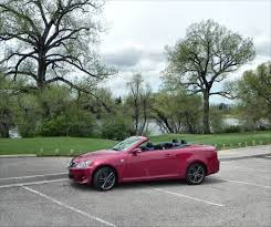 convertible lexus 2014 lexus is350 convertible summertime hotness carnewscafe