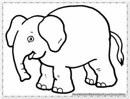 baby elephant coloring pages baby elephant coloring pages