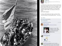 Boat People Meme - refugee crisis son of vietnamese boat people shares story of how