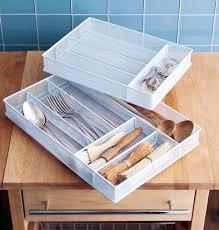 porte cuill e de cuisine rangement couverts tiroir cuisine range couverts accessoires de