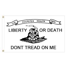 Don T Tread On Me Flag Origin Culpeper Minutemen Flag