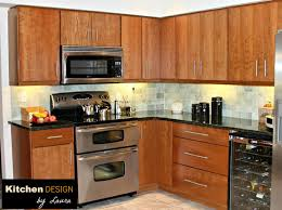 Kitchen Pictures Cherry Cabinets Kitchen And Bathroom Remodeling Before And After Pictures