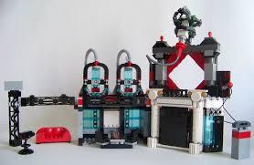 cavort lego movie lord business u0027 evil lair 70809 full set build