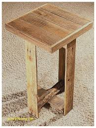 end tables how to make a end table out of wood awesome diy pallet