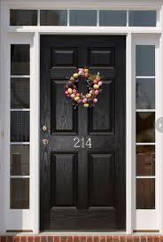 Front Exterior Door Best Exterior Door Ideas Our Front Door Makeover Four