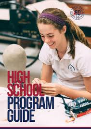 high program planning guide by singapore american