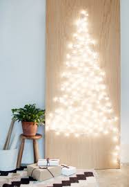diy string light christmas tree a pair u0026 a spare