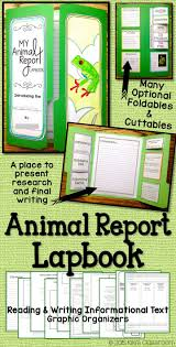 4th grade book report sample best 25 book report projects ideas only on pinterest book animal report third grade informational writing lapbook