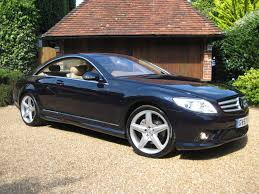 used mercedes benz cl cars for sale with pistonheads