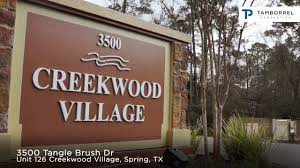 creekwood village apartments the woodlands tx best home design
