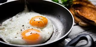 plat cuisiné pas cher oeuf au plat facile et pas cher recette sur cuisine actuelle