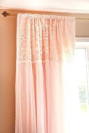 light pink sheer curtains pink curtains walmart russellarch com