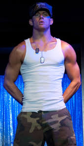 regular guys try magic mike channing tatum never thought too much bout this man s