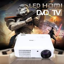 1080p home theater projector 4500 lumens hd 1080p home cinema theater multimedia led lcd