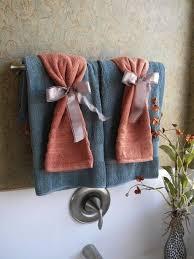 bathroom towel decorating ideas decorator towels best 25 decorative bathroom towels ideas on
