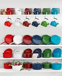 martha stewart collection collectors enameled cast iron created