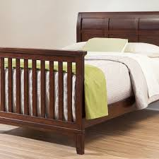 Espresso Convertible Crib by Westwood Hayden Convertible Panel Crib In Rough Sawn Espresso