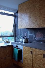 Kitchen Triangle Design Images About Osb On Pinterest Triangle House Wood And Particle