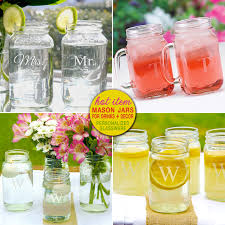 jar ideas for weddings top 4 jar ideas for weddings and they re personalized