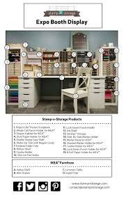Storage Solutions For Craft Rooms - treat yourself to craft room organization stamp n storage