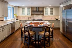 danziger design teamwork in the kitchen for this maryland if the kitchen really is the heart of the home then this home has a lot of heart not to mention this house was formerly the family home of a now famous