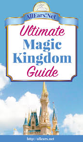 Disney World Map Magic Kingdom by Magic Kingdom Overview