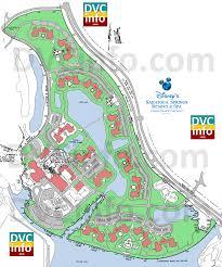 Disney World Hotel Map April 2017 Walt Disney World Resort Hotel Maps Photo 30 Of 33 Cool